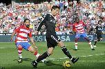 Chùm ảnh: Chùm ảnh: Thắng đậm Granada, Real Madrid nếm hương vị đầu bảng