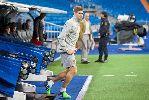 Chùm ảnh: Balotelli cười nhăn răng, Gerrard tự tin tập luyện chờ Madrid