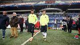 Chùm ảnh: Chùm ảnh: Barcelona tập luyện tại Amsterdam Arena