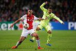 Chùm ảnh: Messi lập cú đúp giúp Barca đánh bại Ajax 2-0