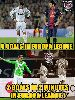 Ảnh chế: Lord Bendtner lập kỳ tích 'chế nhạo' Ronaldo và Messi