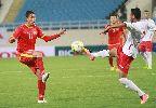 Chùm ảnh: Tuyển Việt Nam thua trận đầu tiên trên sân nhà dưới thời Miura