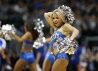 Chùm ảnh: Dàn chân dài với vòng 1 siêu bự của Dallas Mavericks