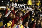 Chùm ảnh: Fan nữ Colombia