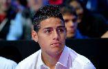Chùm ảnh: James Rodriguez và đồng đội đi xem quần vợt