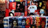 Chùm ảnh: Nhìn lại 45 phút của Ronaldo và Messi trên sân Old Trafford