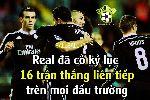 Ảnh chế: Real sẽ còn lập kỷ lục khi còn có Ronaldo