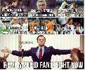 Ảnh chế: Real Madrid 'bá đạo' trong danh sách đề cử của FIFA