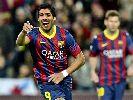 Chùm ảnh: Những tiền đạo siêu sao sống dưới cái bóng của Lionel Messi