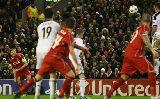 Chùm ảnh: Gerrard thất thần khi dừng cuộc tại Champions League