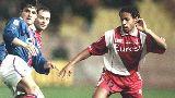 Chùm ảnh: Thierry Henry và chặng đường làm nên một huyền thoại
