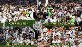 Ảnh chế: Real Madrid có một năm 'bội thu'