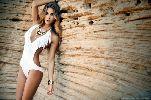 Chùm ảnh: Siêu mẫu Đức diện bikini