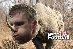 """Chùm ảnh: Những khoảnh khắc sao bóng đá giống hệt động vật, """"quái thú"""""""