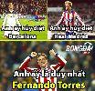 Ảnh chế: Hoài niệm về Torres - hủy diệt Barca và Real