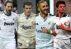 Chùm ảnh: 5 tiền đạo xuất sắc nhất Real Madrid trong 2 thập kỷ qua