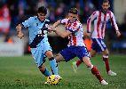 Chùm ảnh: Torres làm loạn hàng thủ Rayo ở trận thắng 3-1 của Atletico