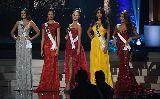 Chùm ảnh: Bồ trẻ của Boulahrouz quyến rũ ở Hoa hậu hoàn vũ
