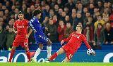 Chùm ảnh: Bảy pha tranh cãi, xô xát ở đại chiến Chelsea - Liverpool