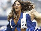 Chùm ảnh: Cận cảnh các hoạt náo viên bốc lửa ở NFL