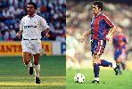 Những cầu thủ nổi tiếng từng khoác áo cả Real Madrid và Barcelona