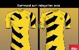 Ảnh chế: Dortmund khiến mọi thứ 'đảo chiều'