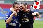 """Chùm ảnh: Những cặp """"tình nhân"""" nổi tiếng của bóng đá thế giới"""
