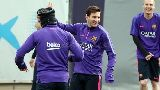 Chùm ảnh: Messi và Suarez