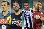 Chùm ảnh: Những tiền đạo người Ý hiệu quả nhất ở Serie A mùa này
