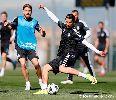 Chùm ảnh: Ronaldo điên cuồng tập luyện chờ vùi dập Schalke