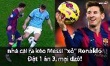 Ảnh chế: 'Mèo' Real sợ 'chuột' Atletico; Messi sẽ 'xâu kim' ở Paris