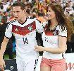 Chùm ảnh: Freundin Lena - Mỹ nhân xinh tuyệt trần của sao tuyển Đức