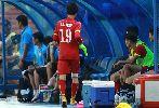HLV Miura bất thành với ý đồ câu giờ tránh bàn thua thứ hai