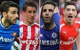 """Chùm ảnh: 6 cầu thủ Barcelona """"trôi dạt"""" sang Premier League"""