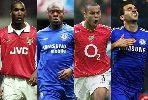 Chùm ảnh: Những cầu thủ từng khoác áo cả Arsenal và Chelsea