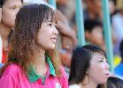 Chùm ảnh: Những bóng hồng xinh đẹp trên sân Cao Lãnh