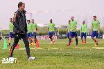 Buổi tập nghiêm túc của Juventus chờ nghênh chiến Real