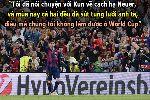 Chùm ảnh: Ảnh chế: Ronaldo và Messi phải