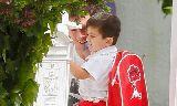Chùm ảnh: Điểm tin hậu trường 15/05: Ronaldo tặng nạn nhân Nepal