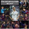 Ảnh chế: Một năm dã tràng, CR7 tự giác trả bóng vàng cho Messi