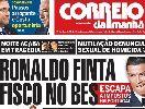 Chùm ảnh: Điểm tin hậu trường 23/05: Ronaldo đứng trước nguy cơ hầu tòa vì scandal trốn thuế