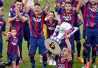 Chùm ảnh: Top 5 đội kiểm soát bóng tốt nhất La Liga mùa này