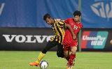 Chùm ảnh: Chùm ảnh: Công Phượng thăng hoa, U23 Việt Nam đè bẹp U23 Malaysia