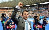 Chùm ảnh: Chùm ảnh: Huyền thoại Del Piero sang Berlin tiếp lửa Juventus