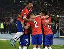 Chùm ảnh: Dàn sao châu Âu giúp Chile khởi đầu Copa America ấn tượng