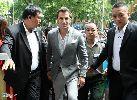 Chùm ảnh: Del Piero bất ngờ trước sự cuồng nhiệt của tifosi Việt Nam