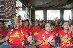 Chùm ảnh: CĐV Việt Nam khóc nức nở khi thầy trò Miura dừng chân ở bán kết