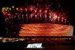 Chùm ảnh: Lễ khai mạc hoành tráng của Đại hội Thể thao Châu Âu đầu tiên