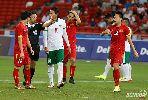 Chùm ảnh: Mạc Hồng Quân bật khóc sau khi sút tung lưới U23 Indonesia