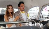 Chùm ảnh: Hummels lấy vợ trong ngày mưa lớn
